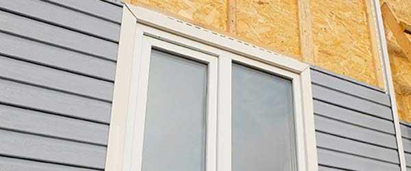 Fassaden- und Wandverkleidungen