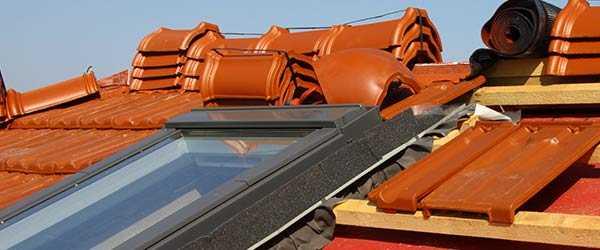 Dachsanierung / Dachdämmung